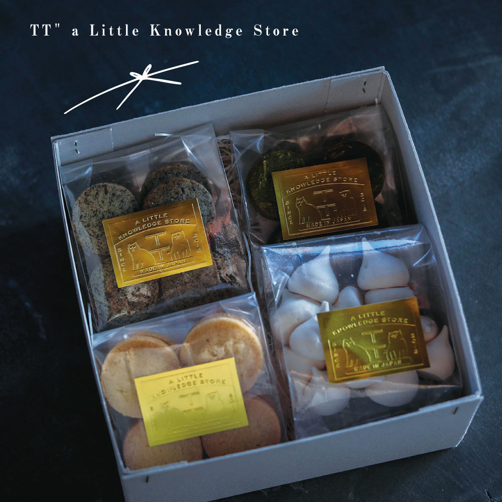 トドさんの焼き菓子セットをプレゼント